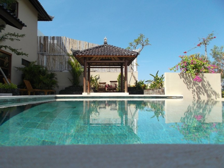 Swimmingpool Gazebo